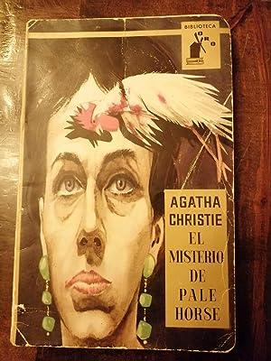 El misterio de Pale Horse: Christie, Agatha (1890-1976)