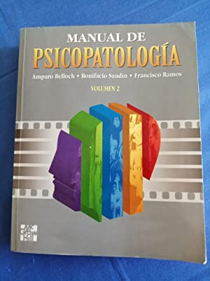Manual de Psicopatología. Volumen 2