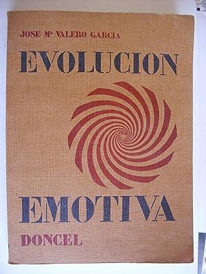 Evolución emotiva: Valero García, Jose