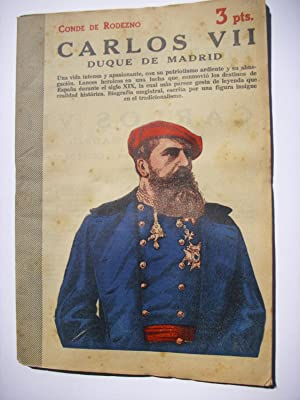 Carlos VII, Duque de Madrid