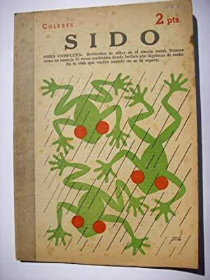 Sido : novela completa: Colette, Sidonie Gabrielle