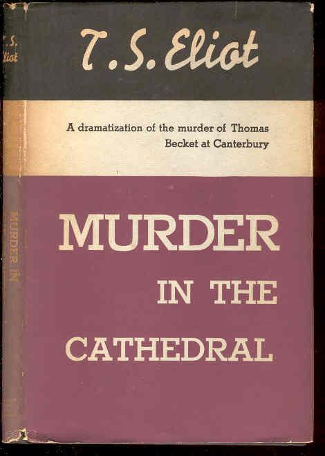 murder in the cathedral as a poetic drama