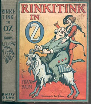 Rinkitink in Oz.: BAUM, L. Frank.