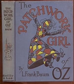 The Patchwork Girl of Oz: Baum, L. Frank;