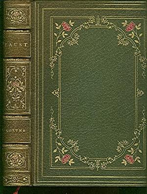 Faust by Goethe. Translated by Abraham Howard with Illustrations by Willy Pogany. [With a Goethe ...