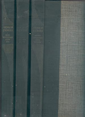 American Etchers (Vols I-XII) in Three Volumes: Martin Lewis, Childe
