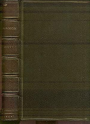 MARMION. TALE OF FLODDEN FIELD: Scott, Sir Walter