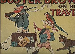 Buster Brown on His Travels: Outcault, Richard Felton