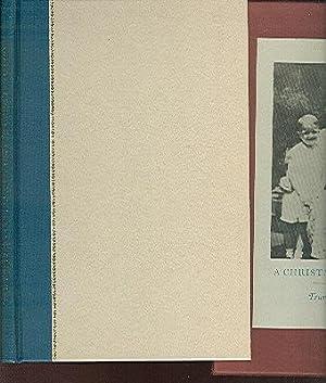 A Christmas Memory: Capote , Truman