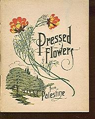 Pressed Flowers from Palestine. Gathered and pressed: Bordnikoff, Smuan Petrus