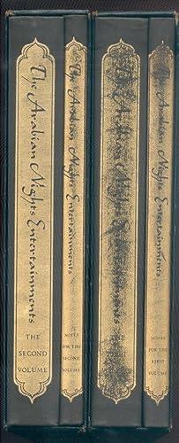 The Arabian Nights Entertainment: Burton, Richard (Translator)