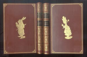 Alice In Wonderland and Through the Looking: CARROLL, Lewis. [DODGSON,