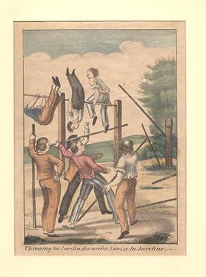 Throwing the Javelin