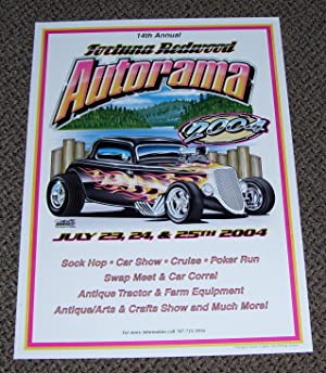 14th Annual Fortuna Redwood Autorama