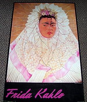 Self-Portrait –Diego on my Mind: Kahlo, Frida; Zamora,