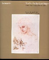 Leonardo Studies for the Last Supper from: Pedretti, Carlo