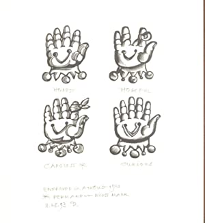 Wood Engravings for the Glad Hand Press: DePol, John