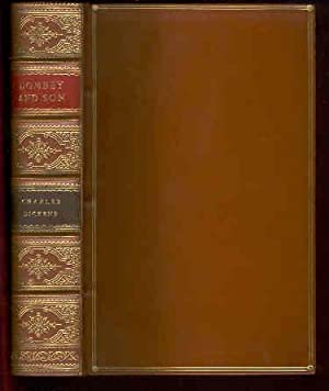 Dombey and Son. By Charles Dickens. With Illustrations By H. K. Browne. (Dealings With The Firm o...