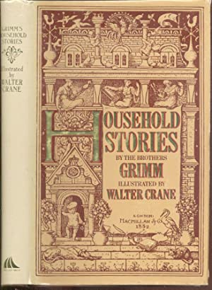 Household Stories: Grimm, Jacob &
