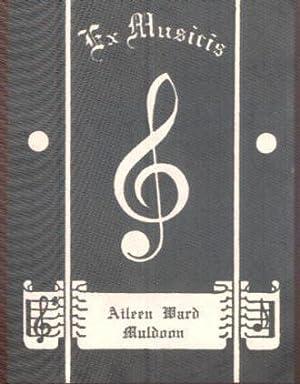 Ex Musicis Aileen Ward Muldoon Bookplate