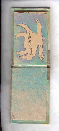 Dead Crab Book.: Haynes, Ric (artist/illustrator)