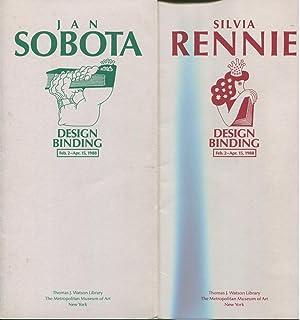 Jan Sobota Design Binding Feb. 2-Apr. 15,: Sobota, Jan (1939-2012)