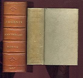 IO. Barclaii Argenis: Editio Novissma cum Clave,: Barclay, John