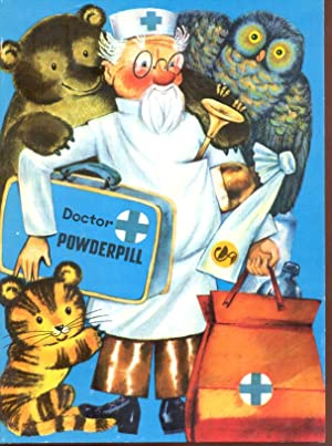 DOCTOR POWDERPILL: Chukovsky, K (illustrations by V. Kurchevsky)