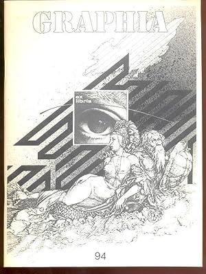 Graphia. Tijdschrift voor Exlibriskunst. [Journal of the Belgian Bookplate Society.] No. 94