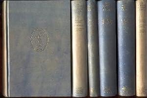 The Works of Sir Thomas Browne. Edited In Six Volumes by Geoffrey Keynes.: Browne, Thomas.