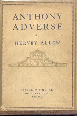 Anthony Adverse: Allen, Hervey