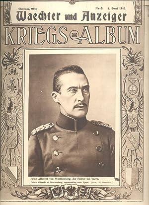 Waechter Und Anzeiger Kriegs Album No. 9,
