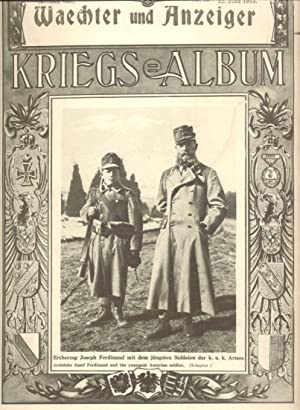 Waechter Und Anzeiger Kriegs Album No. 10,