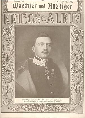 Waechter Und Anzeiger Kriegs Album No. 11,