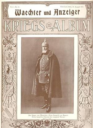 Waechter Und Anzeiger Kriegs Album No. 21