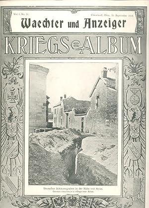 Waechter Und Anzeiger Kriegs Album Vol. I