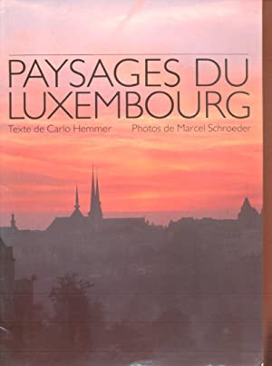 Paysages du Luxembourg.: Hemmer, Carlo &