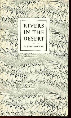 Rivers In The Desert by John Millican.: Millican, John &
