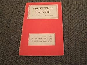 Fruit Tree Raising Rootstocks And Propagation
