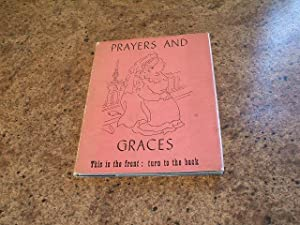 Prayers And Graces - A Little Book Of Extraordinary Piety