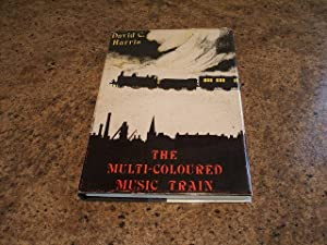 The Multi-Coloured Music Train