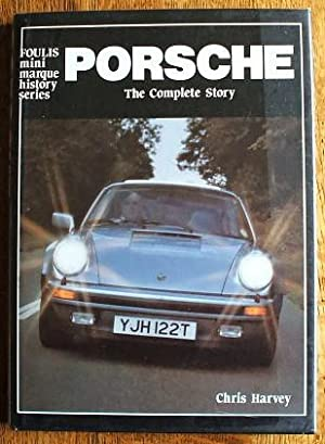 PORSCHE - THE COMPLETE STORY