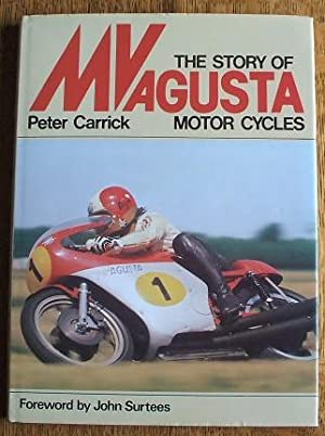 THE STORY OF MV AUGUSTA MOTOR CYCLES
