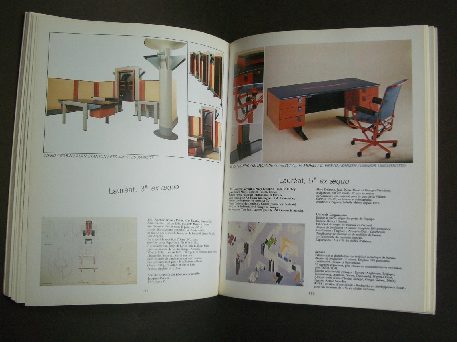 Lempire du bureau 1900 2000 by grunfeld jean françois; marie laure