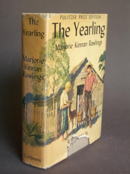 an analysis of the novel the yearling by marjorie kinnan rawling Program for april 2017 meeting presented by ben dibiase, archivist for florida historical society he reviews background research and documents used by.