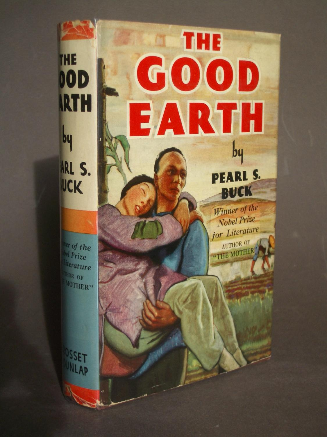 false impressions in the novel the good earth by pearl s buck False _____ 27 why did wang lung's uncle and her mother told her never to mention it because it is not the place of a woman to learn book the good earth.