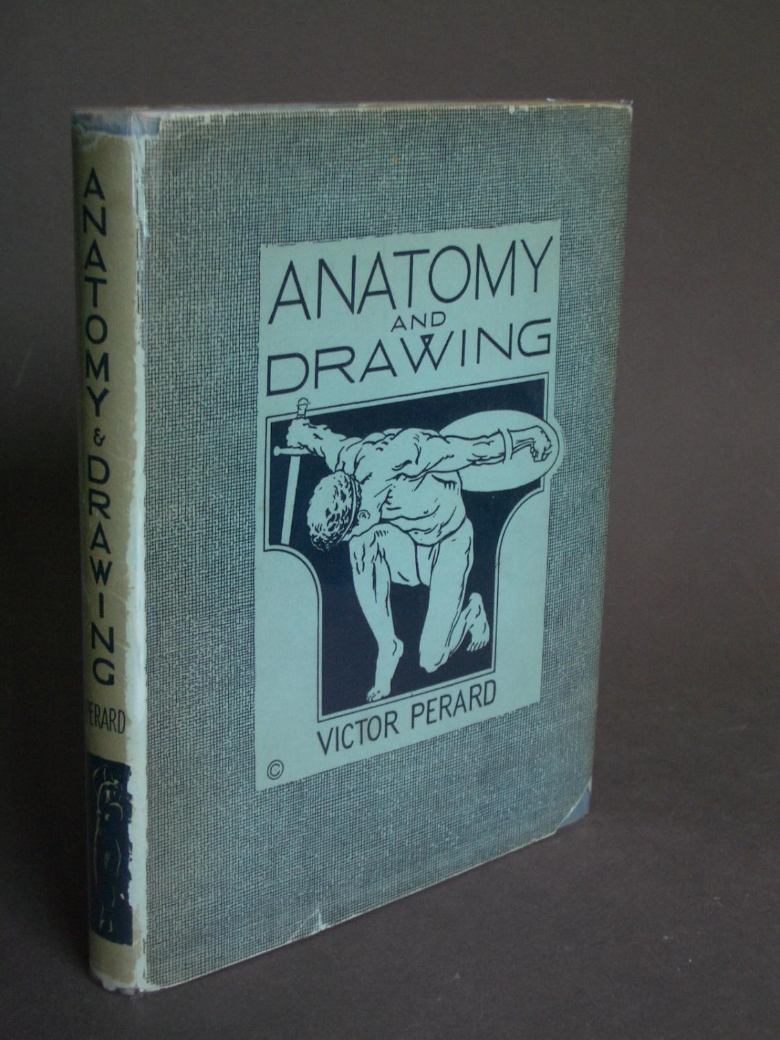 Anatomy and Drawing by Perard, Victor: Victor Perard, New York Hard ...