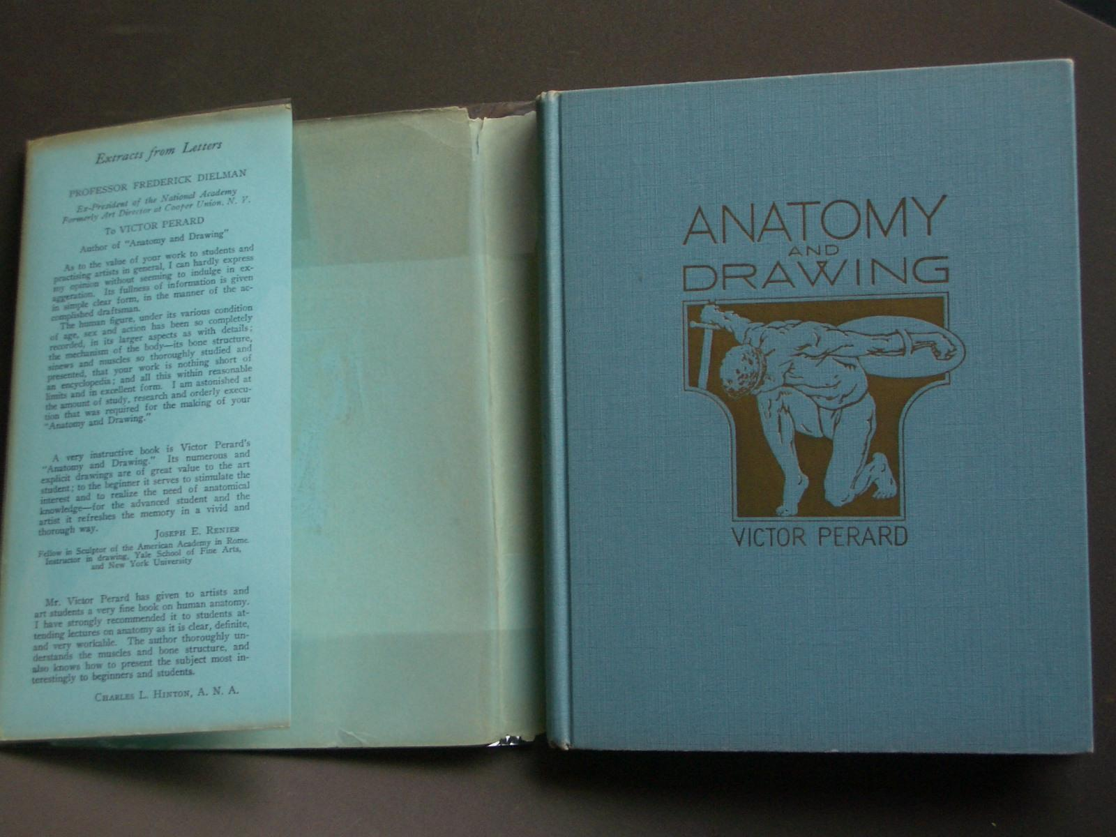 Fancy Anatomy And Drawing By Victor Perard Adornment - Anatomy and ...