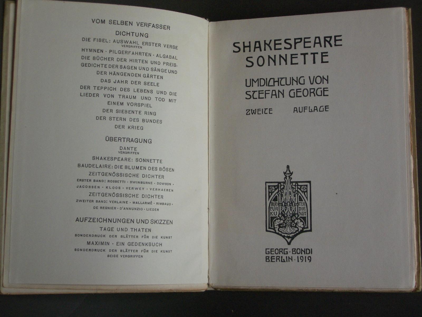 William Shakespeare Gedichte De Mooiste Gedichten Van