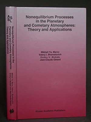 Nonequilibrium Processes in the Planetary and Cometary Atmospheres: Theory and Applications